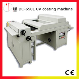 UV Coating Machine 650 UV Coater Machine pictures & photos