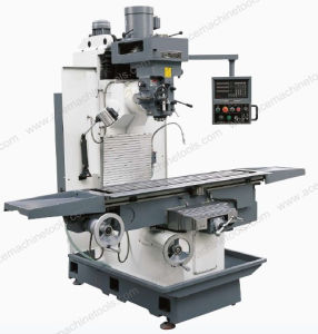 Universal Bed Type Milling Machine (M713) pictures & photos