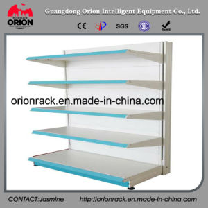 Metal Steel Supermarket Display Rack Shelves pictures & photos