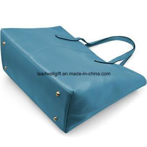 Women′s Genuine Leather Tote Bag Handbag Shoulder Bag pictures & photos