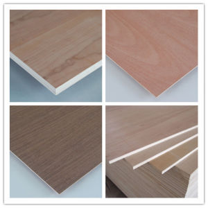 18mm Bintangor Plywood with Ever Green Wood pictures & photos