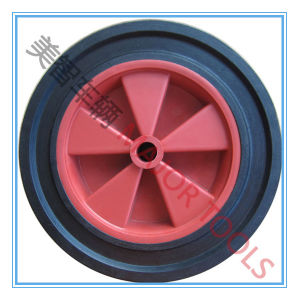 Six Models of 12X2 Solid Rubber Wheel for Garden Poly Cart pictures & photos