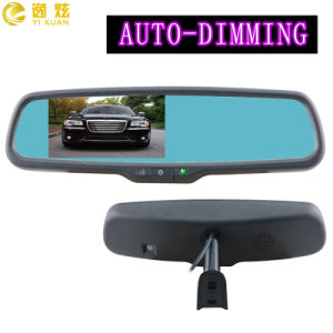 Auto Dimming Rearview Mirror 4.3inch for Toyota Hyundai Ford