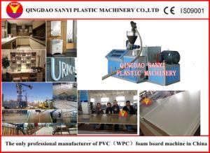 PVC Building Template Production Line pictures & photos