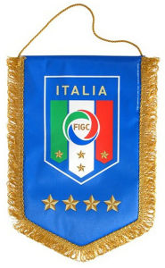 Italy Pennant Flag pictures & photos