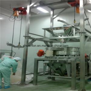 Powder Transportation Steeliness Sieving Discharge Station