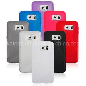 S Line TPU Case for Samsung Galaxy S6 pictures & photos