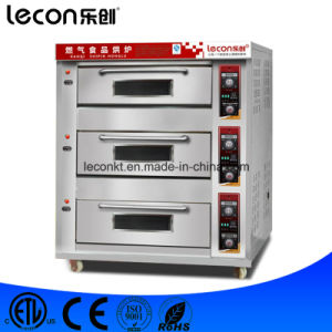 Economical and Practical Gas Cooker with Oven pictures & photos