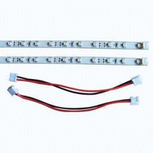Slim Aluminum LED 5050 30 SMD Rigid Strip Light Non Waterproof pictures & photos