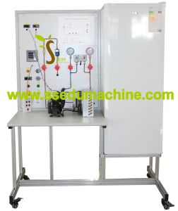 Domestic Freezer Training Model Vocational Training Equipment Technical Didactic Equipment pictures & photos