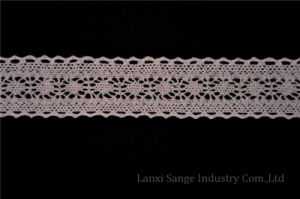 Low Price Cotton Crochet Lace for Underwear pictures & photos