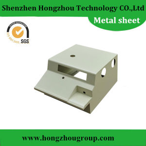 China Manufacturer Laser Cutting Sheet Metal Shell pictures & photos