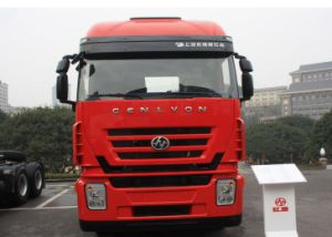 High Quality Saic Iveco Hongyan 340HP 4X2 Tractor Head / Truck Head /Tractor Truck of Euro 3 Comfortable&Light Version pictures & photos