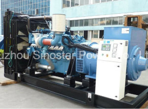 Diesel Generator 2600 kVA Powered by Mtu pictures & photos
