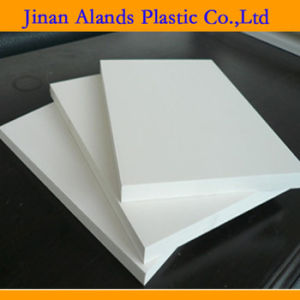 12mm Thickness White PVC Foam Board at 0.55g/cm3 pictures & photos