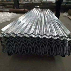Wholesale Roofing Sheet Galvanized Corrugated Steel Plate pictures & photos