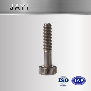 Non-Standard Screw with Center Hole, Hex Head Bolt pictures & photos