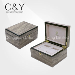 Boxes Couple Watch Packaging Case Custom Wooden Watch Box pictures & photos