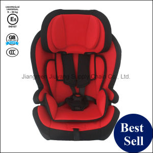 HDPE Frame Baby Safety Car Seat with ECE8 / 3c / GB Certification