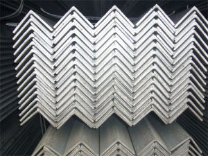 Customed High Quality Equal Angle Steel pictures & photos