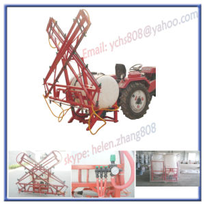 Agricultural Implement Tractor Mounted Boom Sprayer pictures & photos