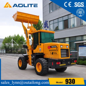 Chinese 1.5 Ton Wheel Loader, Small Payloader, Skid Steer Loader pictures & photos