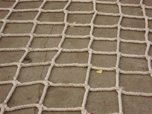 Hot Sell 100% Virgin HDPE Plastic Knotless Net pictures & photos