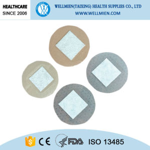 Round Plaster Band Aid Round Wound Plaster with FDA Ce pictures & photos