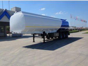 3-Axle Fuel Tanker Semi Trailer Oil Tank