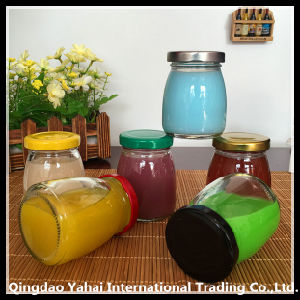100ml Glass Pudding Bottle/ Wedding Decorative Glass Jar pictures & photos