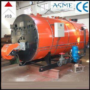 3 Pass Diesel Oil Steam Boiler Used in Textile Industry