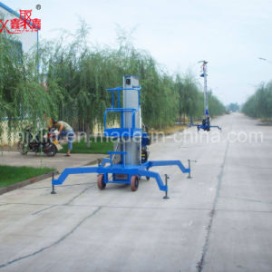 Good Quality Electric Aluminum Lift Table Electric Platform Lift pictures & photos