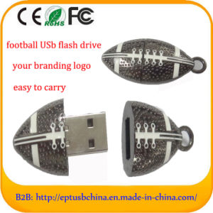 Metal Rugby USB Flash Drive Football Memory Stick for Promotion pictures & photos