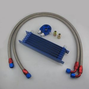 Racing Car Oil Cooler (TRUST TYPE) 7rows