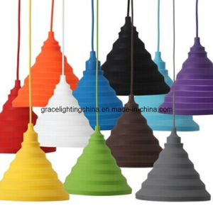 New Design Creative Silicone Pendant Lamp (GD-3411-1) pictures & photos