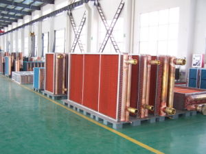 Fin Condenser and Evaporator Assembly Heat Exchanger pictures & photos