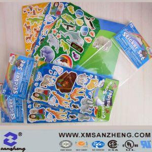 Kids Cartoon Paper Sticker (SZ3108) pictures & photos