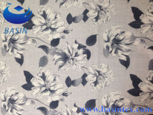 Printing Flower Fasion Linen Sofa Fabric (BS8124) pictures & photos