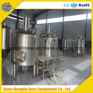 10bbl Commercial Beer Brewery Equipment Turnkey Beer Brewing Brewery Equipment pictures & photos