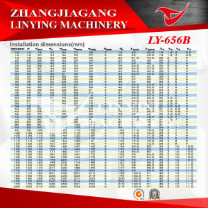 Mechanical Seal (LY-656B) pictures & photos