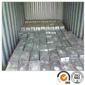 Tin Ingot 99.99% Price for Sale pictures & photos