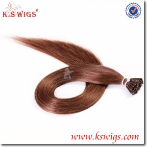 New Arrival I-Tip Remy Hair Italian Keratin Hair Extensions pictures & photos