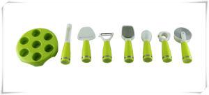 Plastic Vegetable Fruit Processor Kitchen Tool (VK15016)
