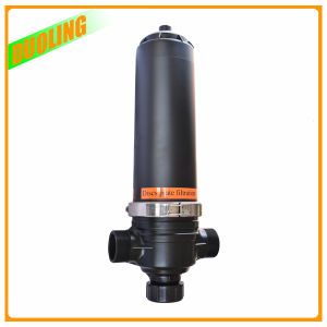 Auto Disc Irrigation Self Cleaning Industrial Water Purifier Filter pictures & photos