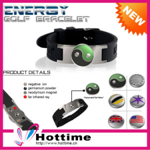 Hottest Silicone Bracelet Slap pictures & photos