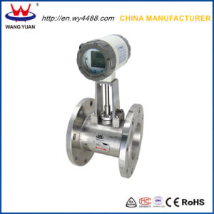 "China Manufacturer 3"" Biogas Vortex Flow Meters pictures & photos"