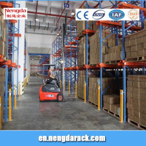 Automatic Pallet Shuttle Storage Rack Shuttle Rack pictures & photos