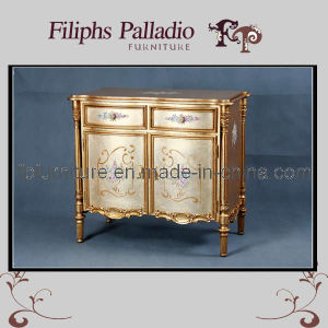 Italian Classical Furniture - Classical Floor Cabinet (0408DG)
