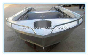 4.5m Tenvi Basic River Aluminum Fishing Yacht Rib Boat pictures & photos