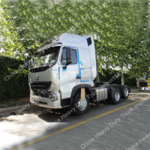Sinotruk HOWO A7 6X4 420HP Zz4257V3241W Tractor Truck/Tractor pictures & photos